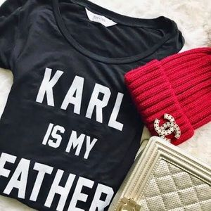 KARL IS MY FATHER TEE